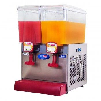 Refresqueira Refrigerada dupla - Reubly - Tecapply