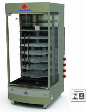 Frangueira Industrial 128 kg - Progás